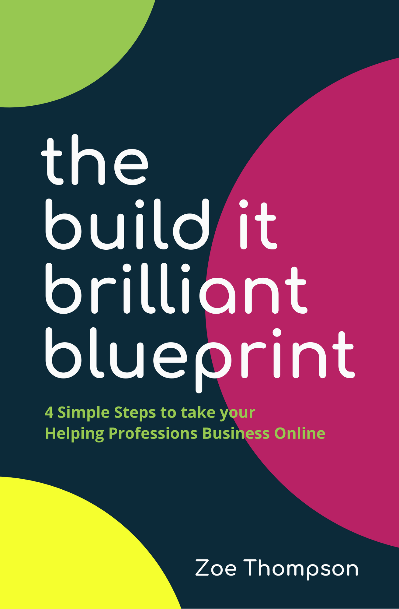 Build It Brilliant Blueprint